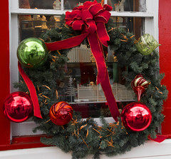 Wreath -- The Golden Goose Occoquan (VA) December 2016