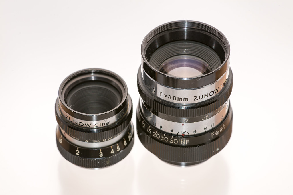 ZUNOW Cine Lens Sibling