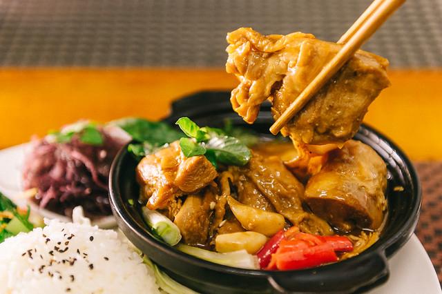酒嗆紹興雞 (2)