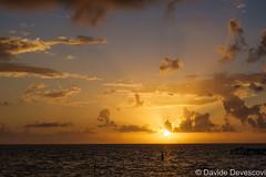 Caye Caulker sunrise