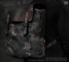 [Deadwool] Quest Backpack