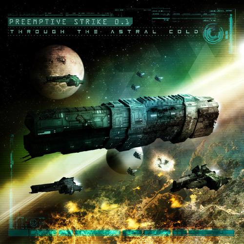 (EBM, Dark-Electro, Industrial) [WEB] PreEmptive Strike 0.1 - Through The Astral Cold - 2017, FLAC (tracks), lossless