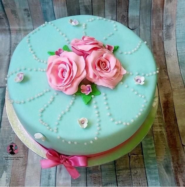 Cake by Ciastadomowe Barbara Homemade Cake