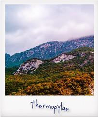 Greece - Thermopylae, Mount Olympus, Litochoro, Leptokaria