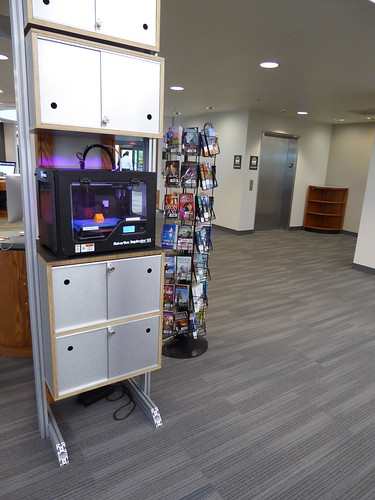 3D printer - Koelbel Library
