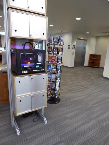 3D printer - Koelbel Library