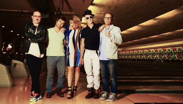 Stars' new album,<em>No One Is Lost</em>, comes out Oct. 14