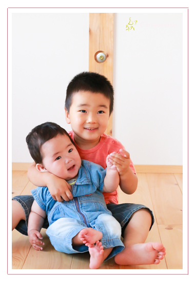 新築住宅写真 愛知県蒲郡市 住まい工房整建(愛知県新城市)家族写真 子供・赤ちゃん写真 出張撮影