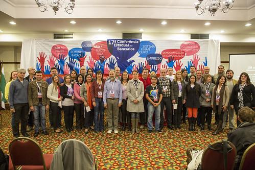 17° Conferência Estadual dos Bancários do Paraná