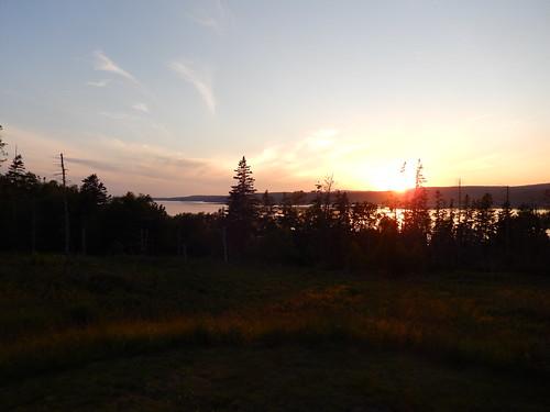 Five Islands Provincial Park - campsite 1