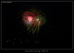 July 4th Fireworks, Southriding 19