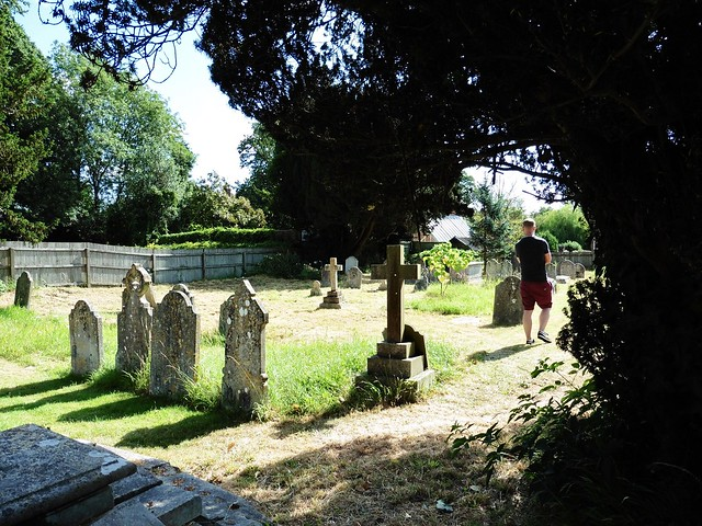 St.Faith's Graveyard