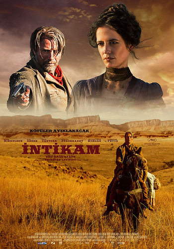 İntikam - The Salvation (2015)