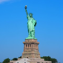 Lady Liberty! :statue_of_liberty: