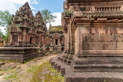 Angkor complex : Banteay Srey temple #23