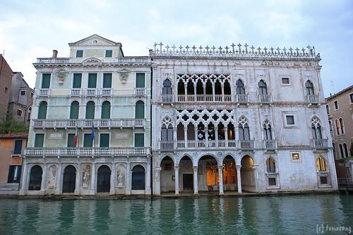 Venezia : Canal Grande