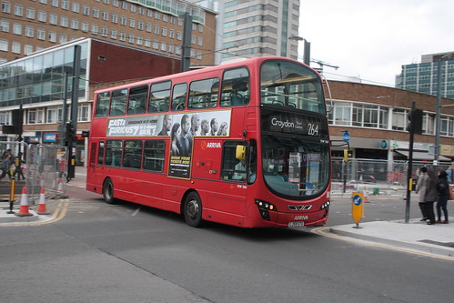 Arriva London South DW260 LJ59GTU