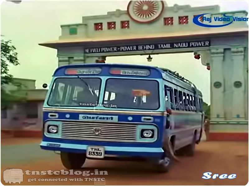 TML 8339 TPTC Thanthai Periyar Transport Corporation