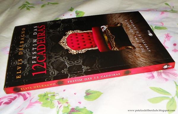 Resenha, livro, Festim das 12 cadeiras, Elvis DelBagno, Schoba