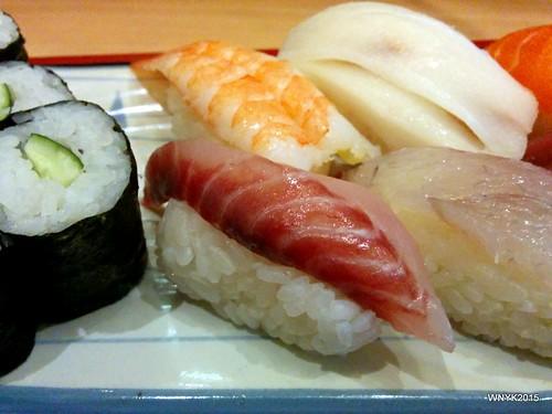 Sushi Moriawase