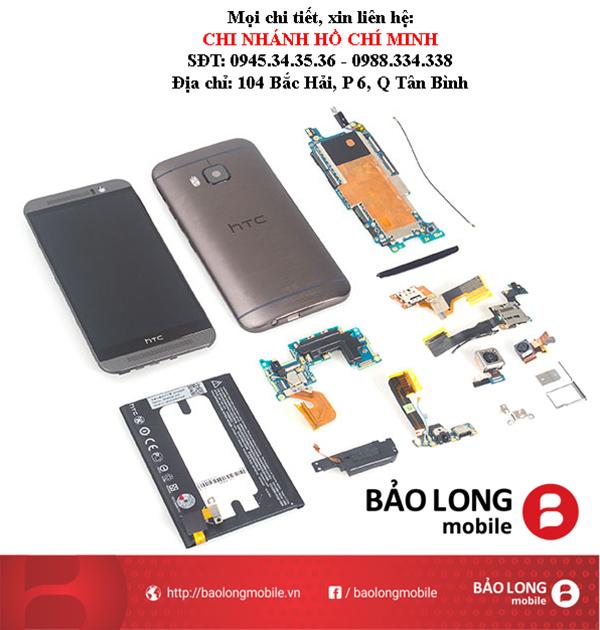Sổ tay những cách chữa lỗi thường mắc phải ở ĐT HTC One M9