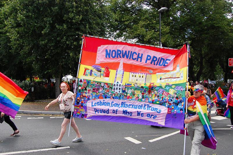 Norwich Pride 2015