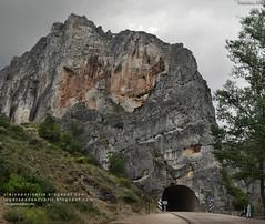 Túnel de la Yecla (Santo Domingo de Silos, Burgos)