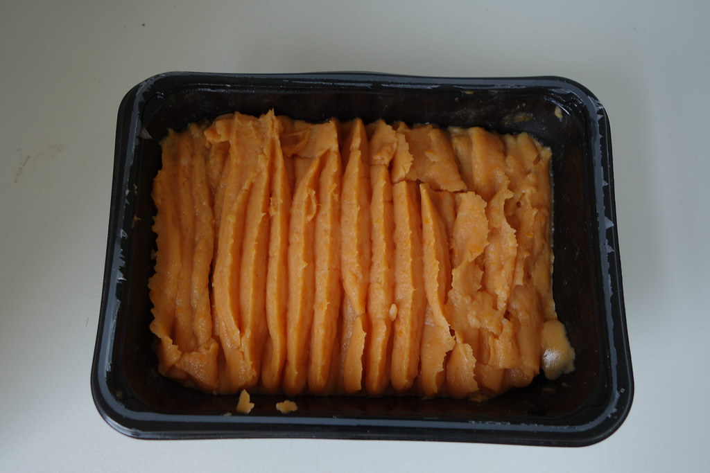 Kirsty's Gluten Free Ready Meals - Sweet Potato Mash Cottage Pie