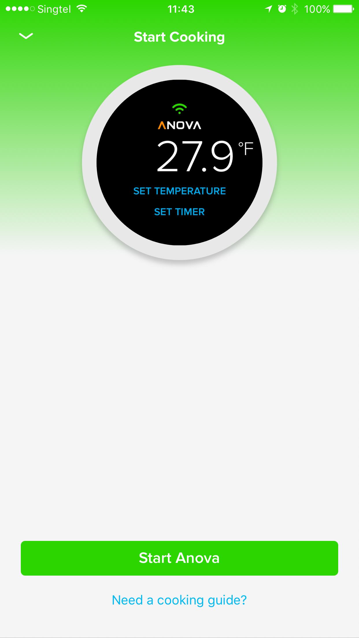 Anova Precision Cooker Bluetooth Wi Fi 171 Blog