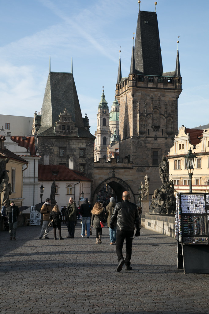 Charles Bridge Prague #visitCzech #チェコへ行こう #link_cz