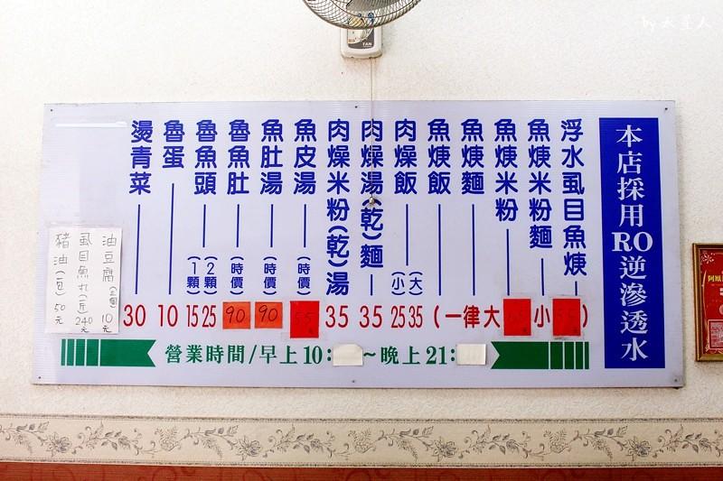 31833425331 20d297814c b - 台中北區【阿鳳浮水虱目魚焿 漢口店】在台中也能吃到台南60多年老店,虱目魚丸裡有新鮮魚肚