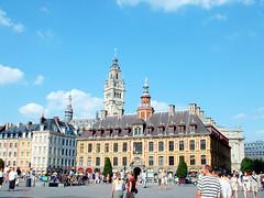 France, ville de Lille CH'TI