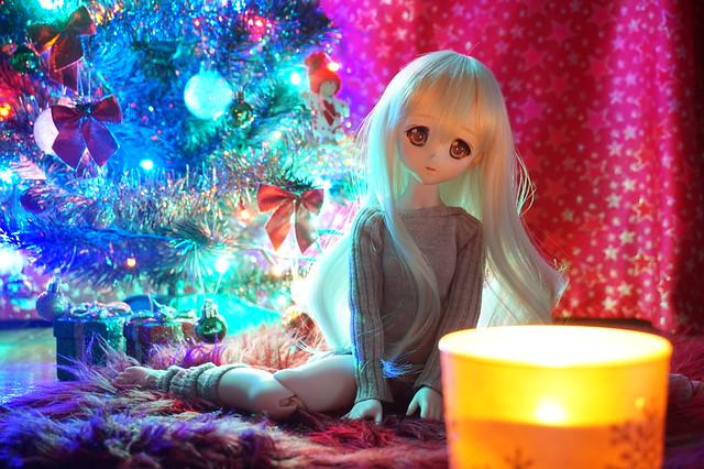Christmas present - Mariko