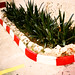sidewalk still lifes (palma agaves) by Tina Kino