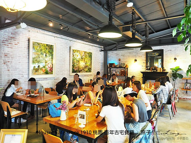 House+Cafe since 1910 桃園 百年古宅餐廳 51