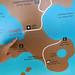 Plano de la península de Railay