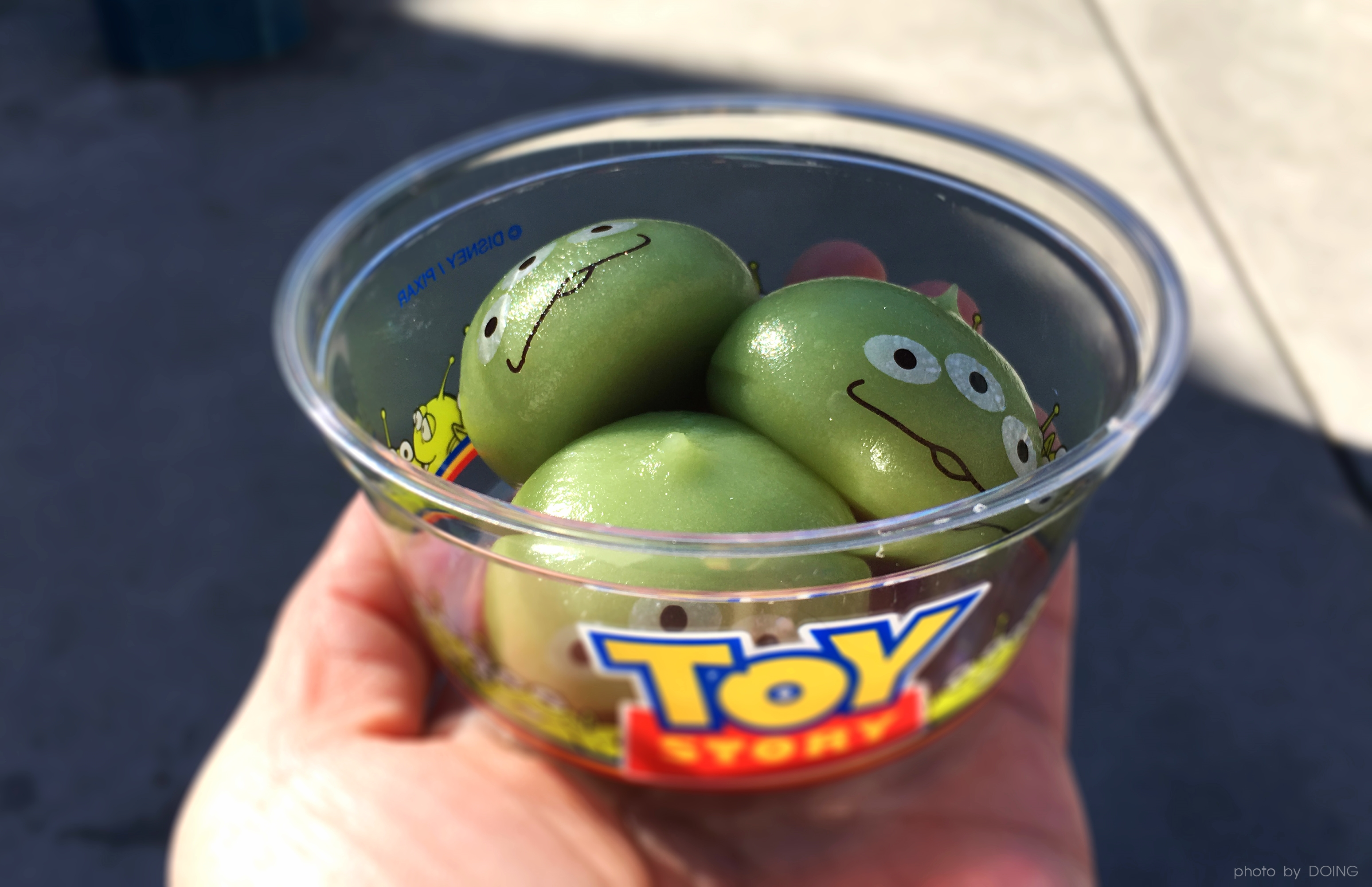 Toy Story's Little Green Aliens