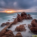 Esculls de Punta Canyet II by Ernest Bech