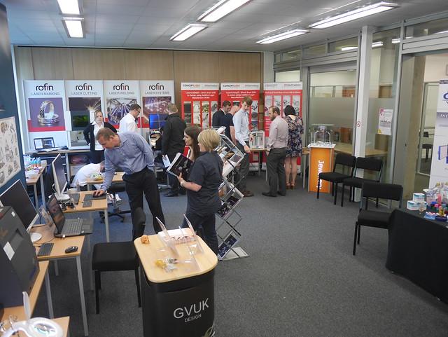 Digital Jewellery Day - Glasgow Kelvin College - June 2015 - 1