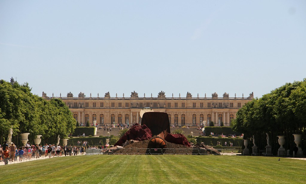 Hot summers day at the jardin de versailles roisin grace for Exposition jardin versailles 2015