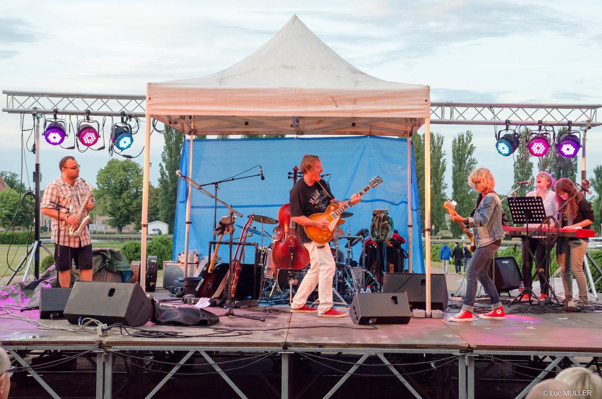 Family Affair Project - Fête de la musique 2015 - Saverne