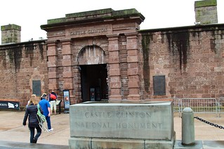 Castle Clinton 的形象. entrance nationalmonument marlena