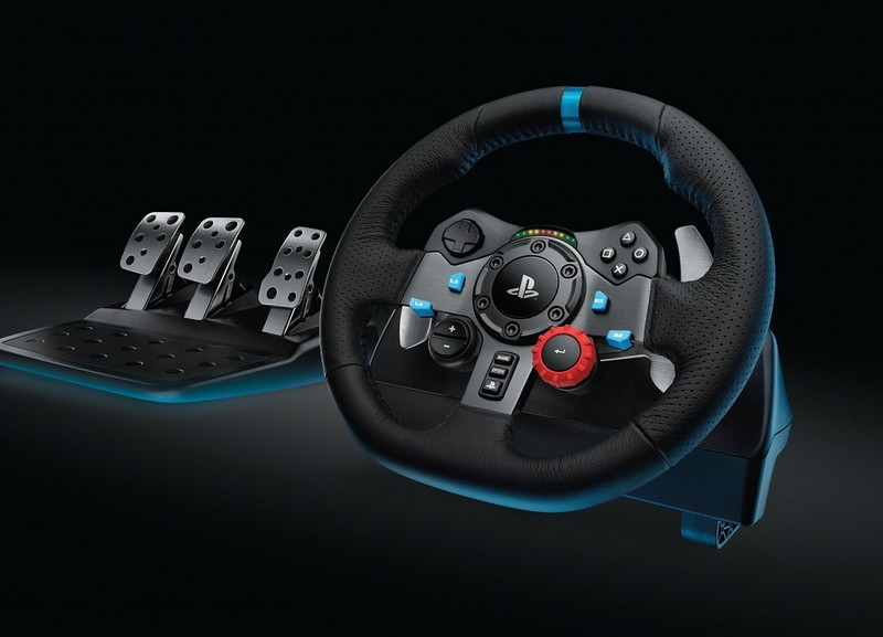 More Logitech G29 pictures