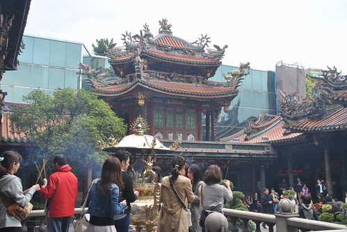 12 Templo de Longshan en Taipei  (21)