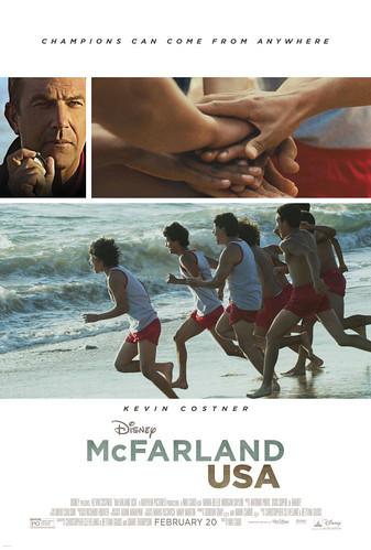 McFarland - McFarland, USA (2015)