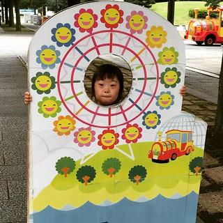 今日は葛西臨海公園へ