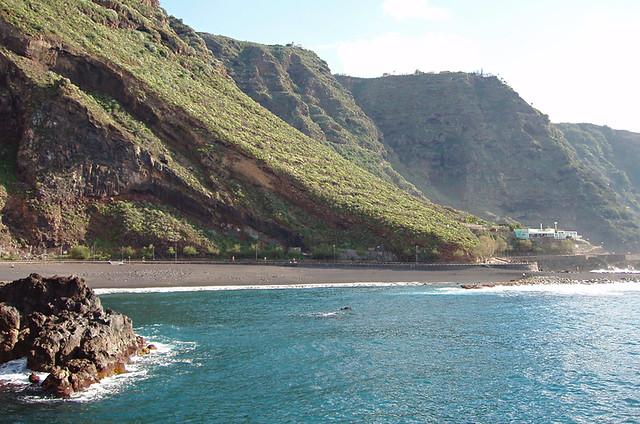 Playa de la Arena, Tacoronte, Tenerife