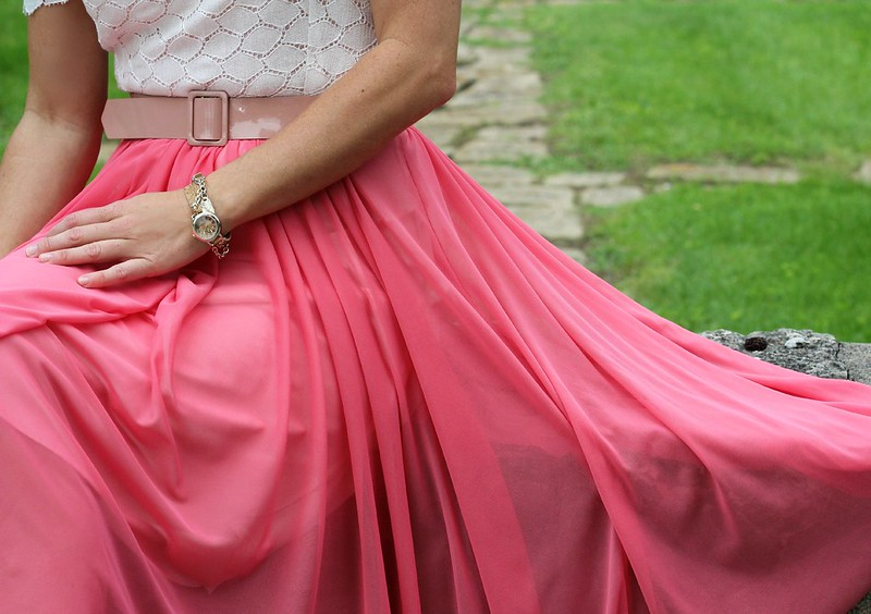 modest summer dresses via Kristina J blog