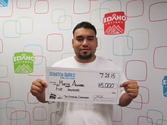 Martin Aguirre - $5,000 The Amazing Cashword