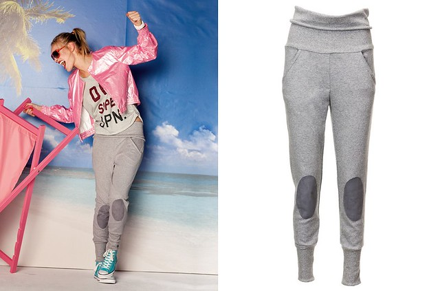 burda easy FS 2012 Jogginghose